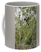 Perched Anhinga Coffee Mug