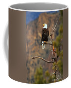 Perched At Smith Rock Coffee Mug