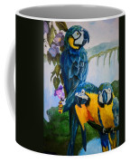 Perched In Paradise Coffee Mug