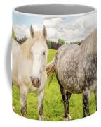 Percherons Horses Coffee Mug