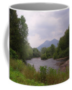 Percy Peaks From Northside Rd Coffee Mug