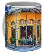 Pere Antoine Restaurant - Paint Coffee Mug