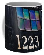 Pere Marquette Locomotive 1223 Coffee Mug