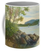 Perfect Day For A Sail Coffee Mug