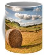 Perfect Harvest Landscape Coffee Mug by Amanda Elwell