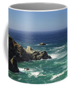 Perfect Mix Of Blue And Green Coffee Mug
