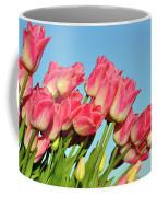 Perfect Pink Tullips Coffee Mug