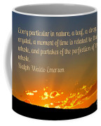 Perfection Of Nature Coffee Mug