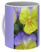 Perfectly Pansy 11 Coffee Mug