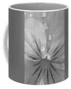 Perfectly Pansy 17 - Bw Coffee Mug