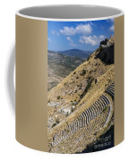 Pergamon Amphitheater Coffee Mug
