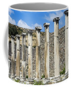Pergamon Asklepion Colonnade Coffee Mug