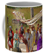 Period Performers At Ephesis Turkey Coffee Mug