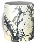Period Wallpaper Coffee Mug