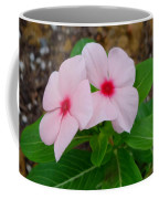 Periwinkle Flower 2 Coffee Mug