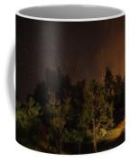 Perseid Meteor Glow A Coffee Mug