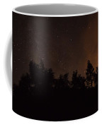 Perseid Meteor Glow B Coffee Mug