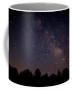 Perseid Meteor Shower Coffee Mug