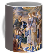 Perseus And The Sea Nymphs 1877 Coffee Mug