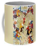 Persian Polo Game Coffee Mug
