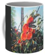 Persimmons Coffee Mug