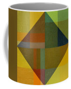 Perspective In Color Collage 8 Coffee Mug by Michelle Calkins