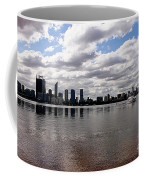 Perth City From South Perth Foreshore  Coffee Mug