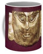 Peru: Chimu Gold Mask Coffee Mug