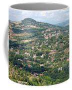 Perugia Countryside Coffee Mug