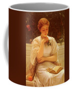 Perugini Charles In The Orangery Coffee Mug