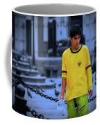 Peruvian Boy Coffee Mug