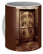 Peruvian Door Decor 11 Coffee Mug