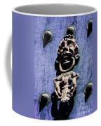 Peruvian Door Decor 7 Coffee Mug