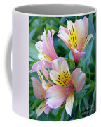 Peruvian Lily Of The Incas Coffee Mug