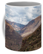 Peruvian Mountains From Pisac Site Coffee Mug