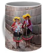 Peruvian Native Costumes  Coffee Mug