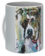 Pet Commission Painting Coffee Mug