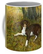Pet Portrait - Springer Spaniel, Milly Coffee Mug