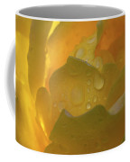 Petals And Drops Coffee Mug
