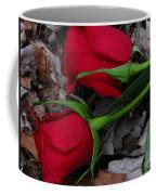 Petals And Leafs Coffee Mug