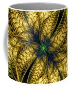 Petals Of Life Coffee Mug