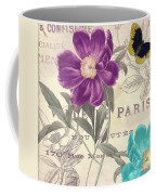Petals Of Paris II Coffee Mug