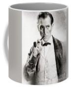 Peter Cushing As Sherlock Holmes Coffee Mug