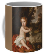 Peter Lely Portrait Of Princess Isabella 1676-1680 Daughter Of King James II And Mary Of Modena Coffee Mug