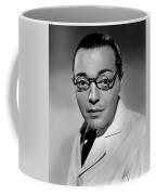 Peter Lorre As Mr. Moto Circa 1937 Coffee Mug