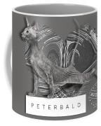 Peterbald Kitten 01 Coffee Mug