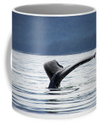 Petersburg Ak Whale Tale 5 Coffee Mug