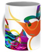 Petit Oiseau De Paradis Coffee Mug