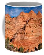Petrified Sand Dunes Coffee Mug