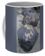 Petroglyphs By Hohokam People, Circa Coffee Mug
